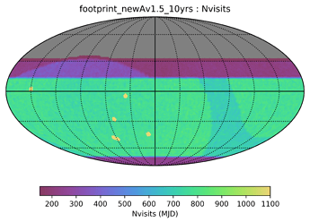 footprint_newAv1_5_10yrs_Nvisits_HEAL_SkyMap